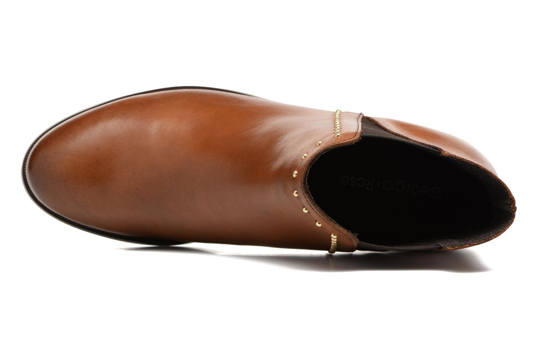 Stiefeletten & Boots Georgia Rose Soclou braun ansicht von links