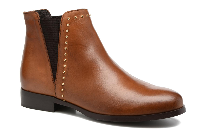 Stiefeletten & Boots Georgia Rose Soclou braun detaillierte ansicht/modell