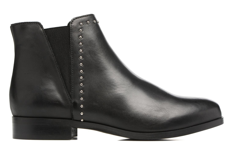 Bottines et boots Georgia Rose Soclou Noir vue derrière