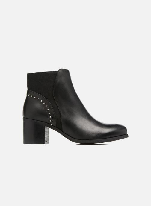 Noir Bottines Rose Et Soulia Boots Georgia kiuPZOX