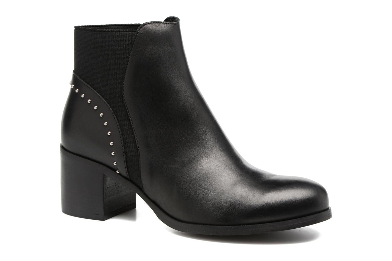 Bottines et boots Georgia Rose Soulia Noir vue détail/paire