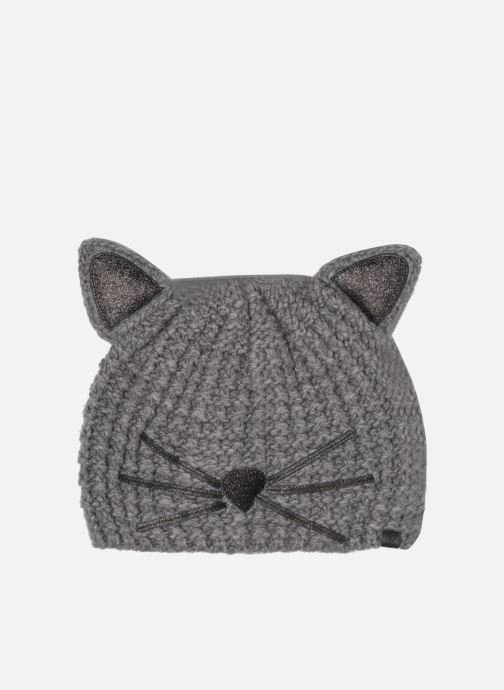 Beanie KARL LAGERFELD Chouppette Luxury Beanie Grey detailed view/ Pair view