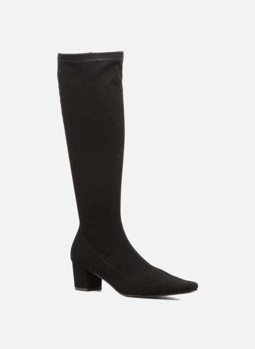 Stiefel Georgia Rose Tiwal schwarz detaillierte ansicht/modell