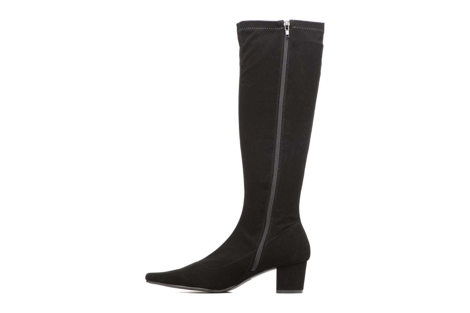 Boots & wellies Georgia Rose Tiwal Black front view