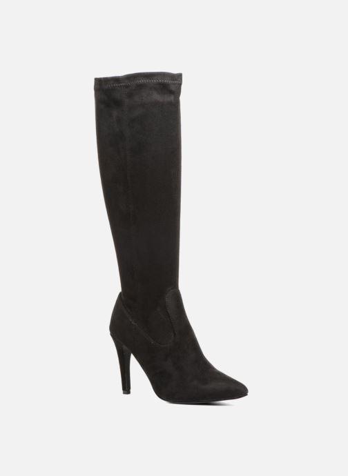 Boots & wellies Georgia Rose Thupa Black detailed view/ Pair view