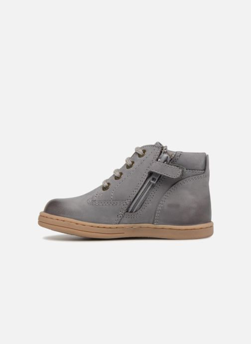 Boots en enkellaarsjes Kickers Tackland Grijs voorkant