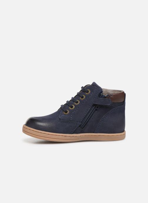 Boots en enkellaarsjes Kickers Tackland Blauw voorkant