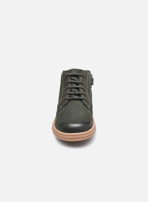 Stiefeletten & Boots Kickers Tackland grün schuhe getragen