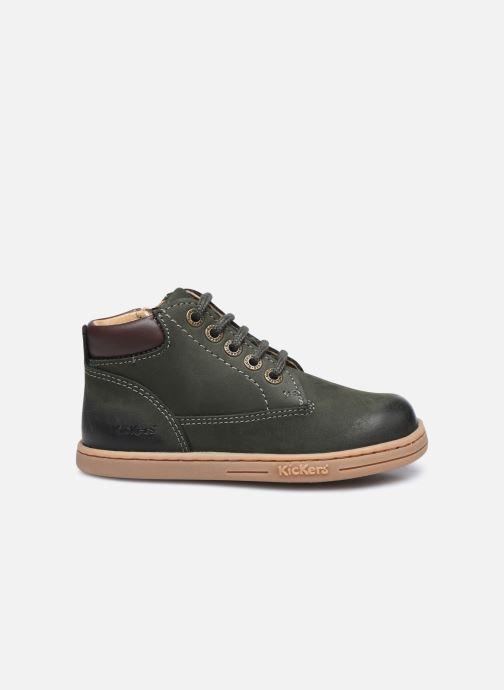 Stiefeletten & Boots Kickers Tackland grün ansicht von hinten