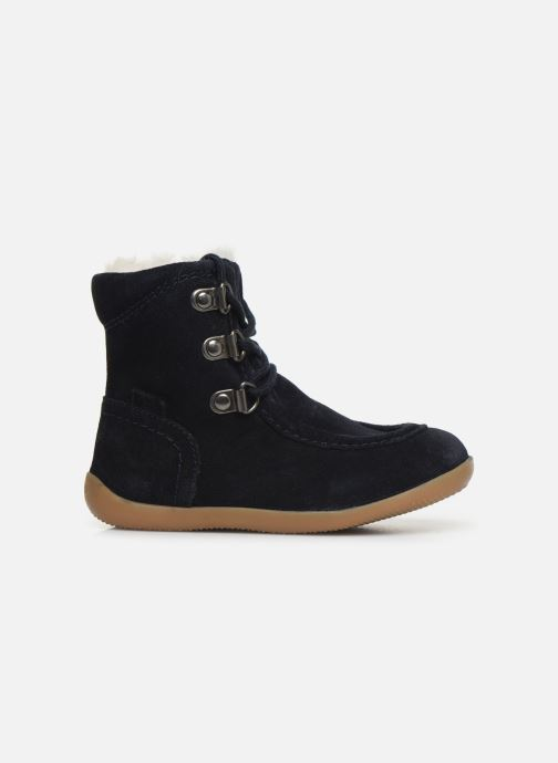 Bottines et boots Kickers Bamara Bleu vue derrière