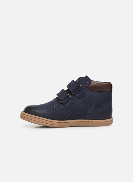 Boots en enkellaarsjes Kickers Tackeasy Blauw voorkant