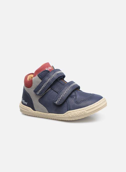 Stiefeletten & Boots Kickers Jordie blau detaillierte ansicht/modell