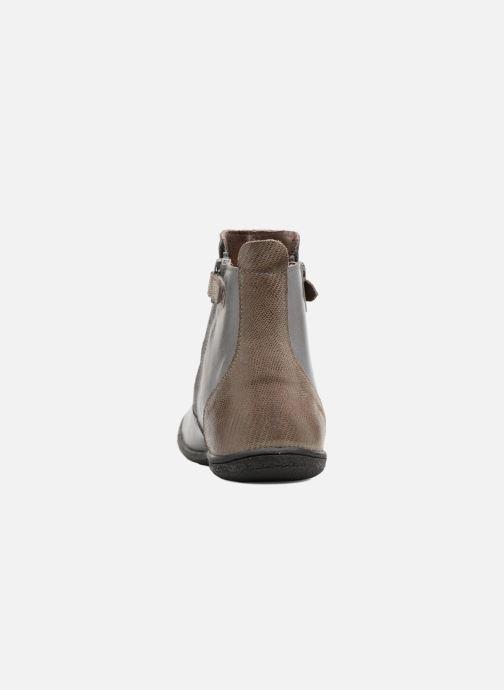 Boots en enkellaarsjes Kickers Cameron Grijs rechts