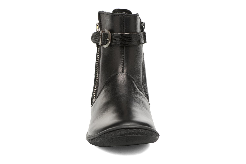 Boots en enkellaarsjes Kickers Cameron Zwart model