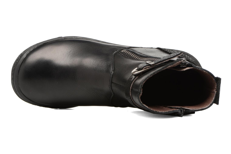 Boots en enkellaarsjes Kickers Cameron Zwart links