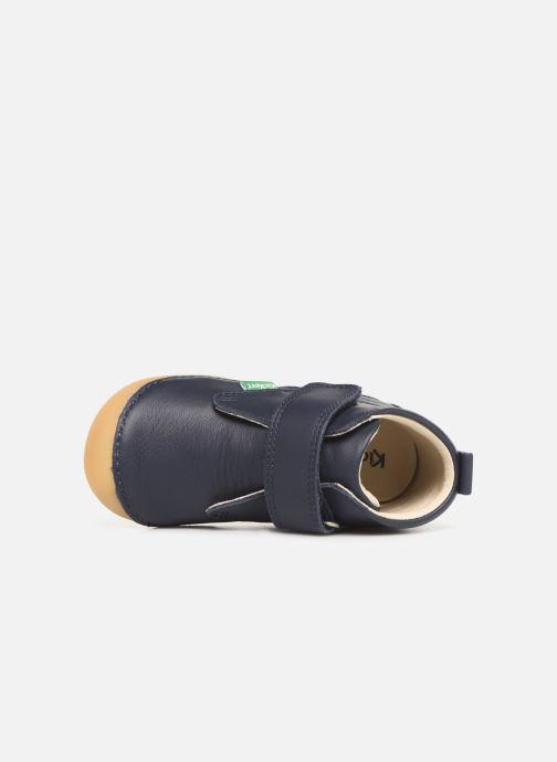 Boots en enkellaarsjes Kickers Sabio Blauw links