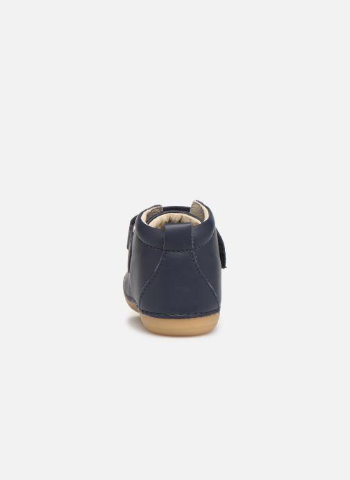 Stiefeletten & Boots Kickers Sabio blau ansicht von rechts