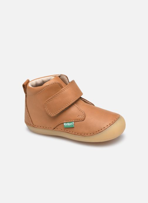 Stiefeletten & Boots Kickers Sabio braun detaillierte ansicht/modell