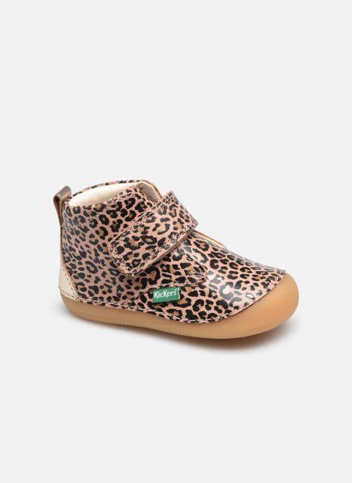 Stiefeletten & Boots Kickers Sabio beige detaillierte ansicht/modell