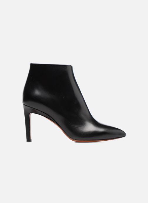 Boots en enkellaarsjes Santoni Engel 56724 Zwart achterkant
