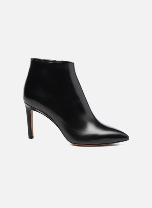 Ankle boots Santoni Engel 56724 Black detailed view/ Pair view