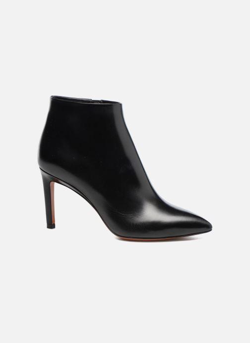 Ankle boots Santoni Engel 56724 Black detailed view/ Pair view