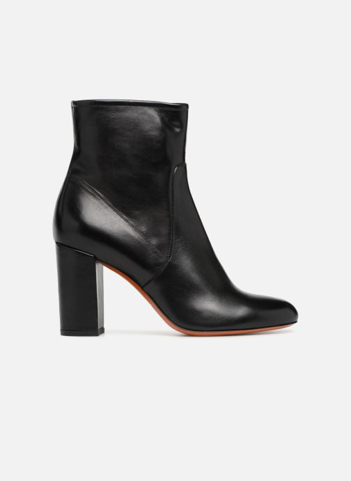 Bottines et boots Santoni Venus 56323 Noir vue derrière