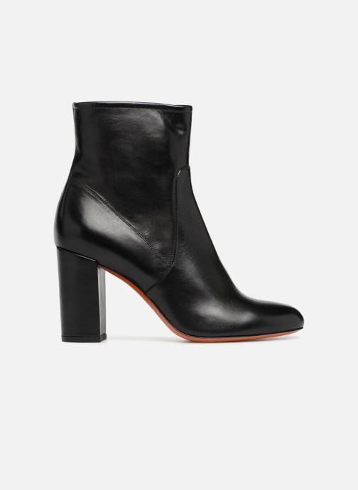 Boots en enkellaarsjes Santoni Venus 56323 Zwart achterkant