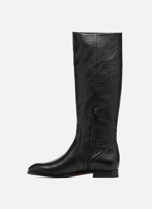 Boots & wellies Santoni New Marlene 5585 Black front view