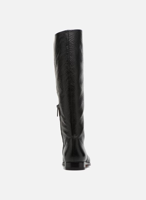 Boots & wellies Santoni New Marlene 5585 Black view from the right