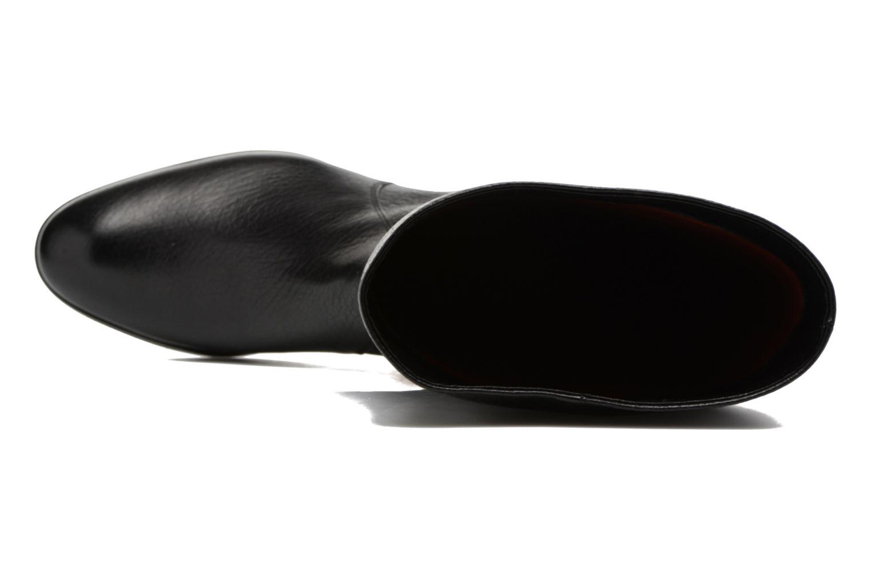 Laarzen Santoni New Marlene 5585 Zwart links
