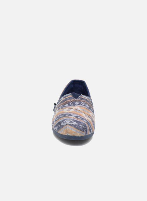 Plush Navy Espadrilles Skechers Bobs Wonder hCxQrtsd