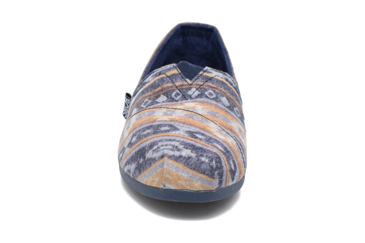 Espadrilles Skechers Bobs Plush Wonder Blue model view
