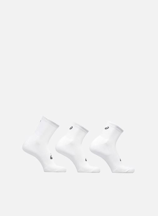 Socks & tights Asics 3PPK QUATER SOCK White detailed view/ Pair view