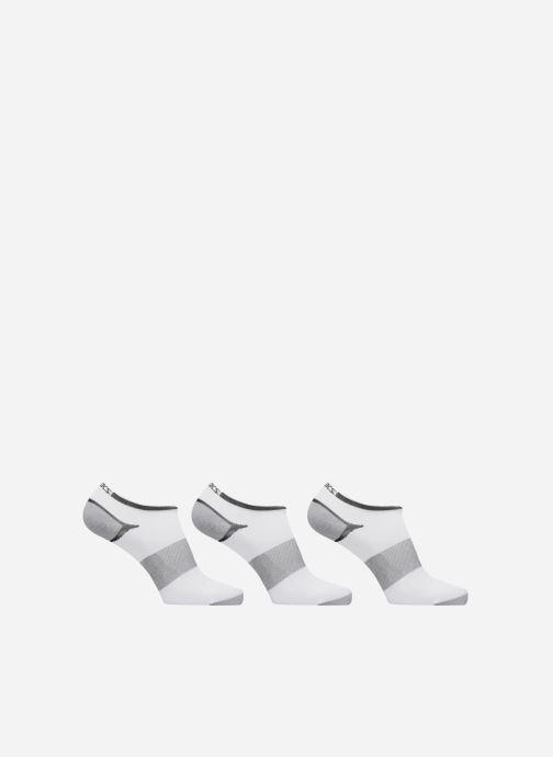 Strømper og tights Asics 3PPK LYTE SOCK Hvid detaljeret billede af skoene