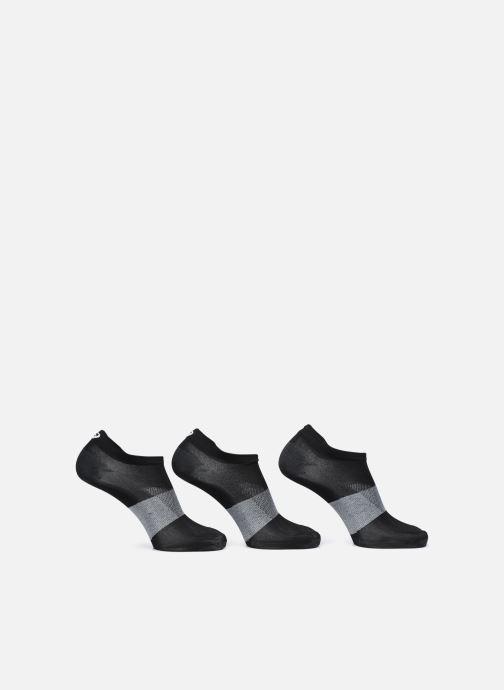 Chaussettes et collants Asics 3PPK LYTE SOCK Noir vue détail/paire