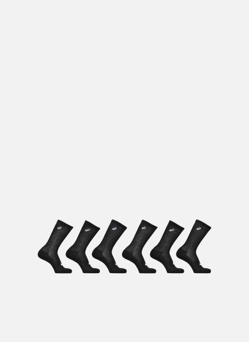 Chaussettes et collants Asics 6PKK CREW SOCK Noir vue détail/paire
