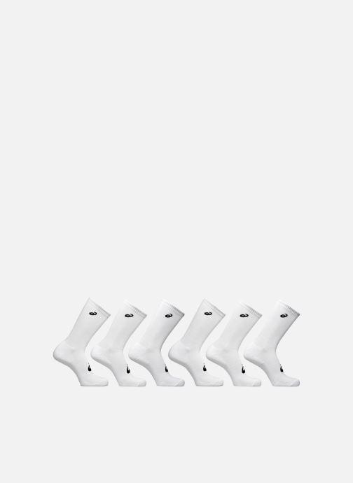 Strømper og tights Asics 6PKK CREW SOCK Hvid detaljeret billede af skoene