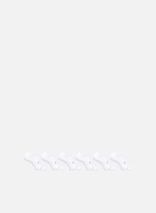Strømper og tights Asics 6PPK INVISIBLE SOCK Hvid detaljeret billede af skoene