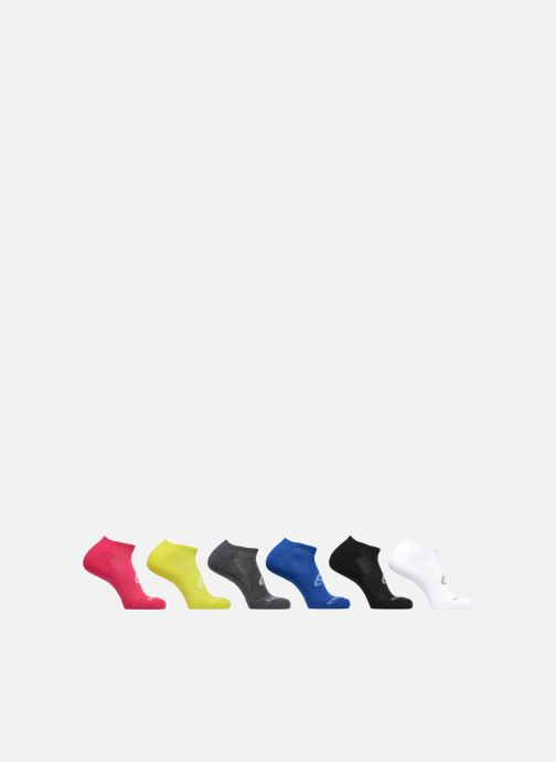 Chaussettes et collants Asics 6PPK INVISIBLE SOCK Multicolore vue détail/paire
