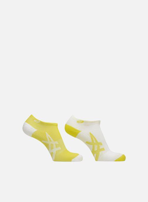 Socken & Strumpfhosen Asics 2PPK LIGHTWEIGHT SOCK gelb detaillierte ansicht/modell