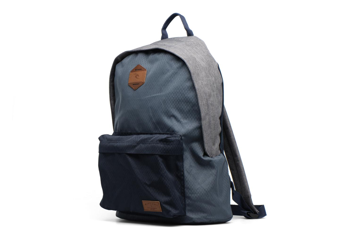 Rucksacks Rip Curl Dome Stacka Blue model view
