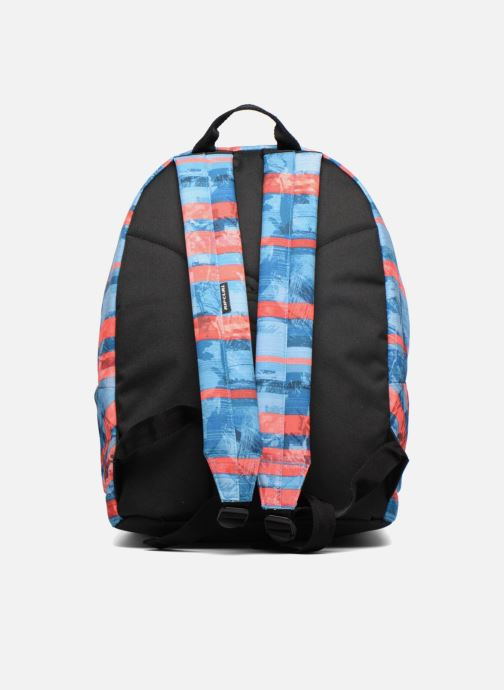 School bags Rip Curl Double dome Ocean Glitch Multicolor front view