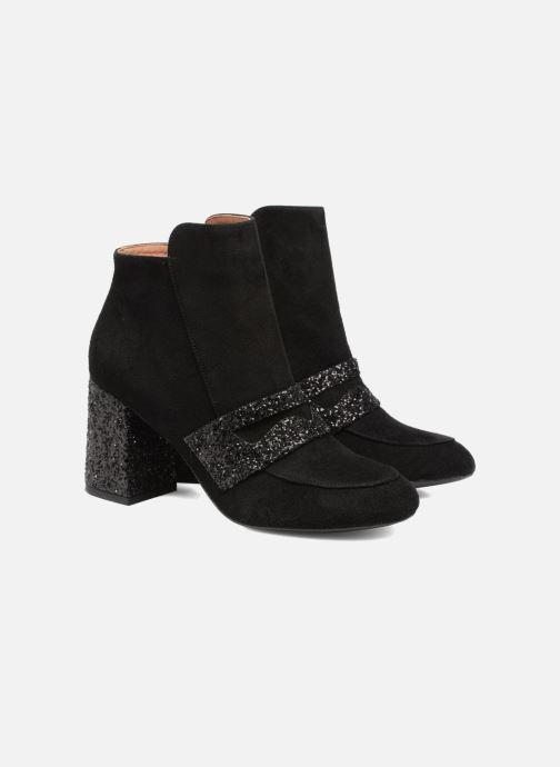 Bottines et boots Made by SARENZA Winter Freak #2 Noir vue derrière