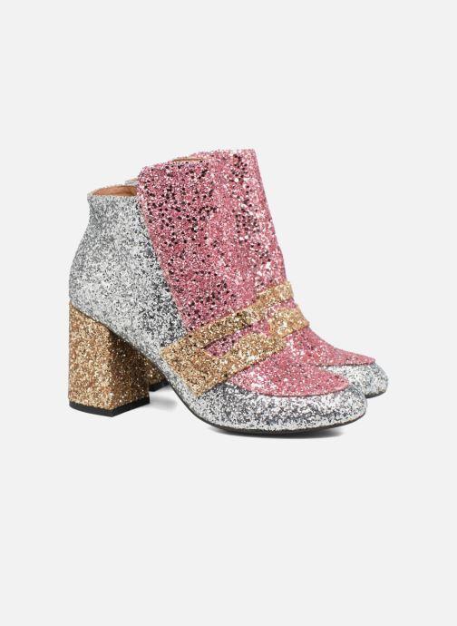 Ankelstøvler Made by SARENZA Winter Freak #2 Multi se bagfra
