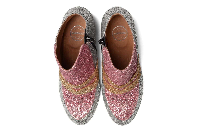 Bottines et boots Made by SARENZA Winter Freak #2 Multicolore vue portées chaussures