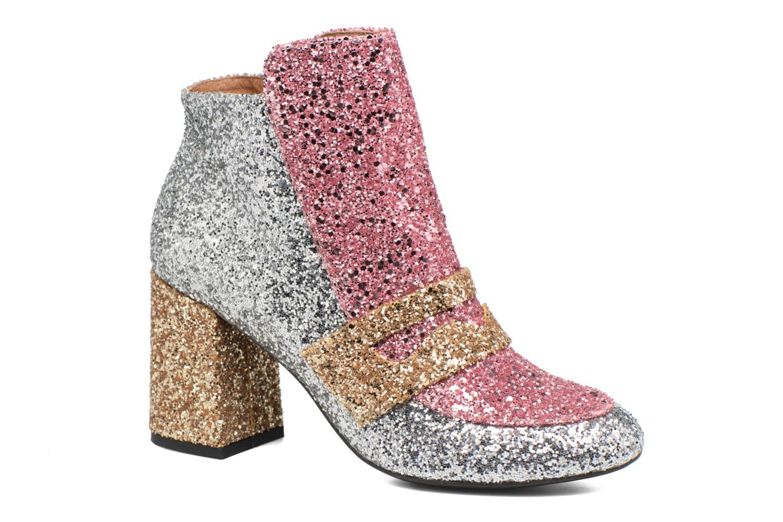 Bottines et boots Made by SARENZA Winter Freak #2 Multicolore vue droite
