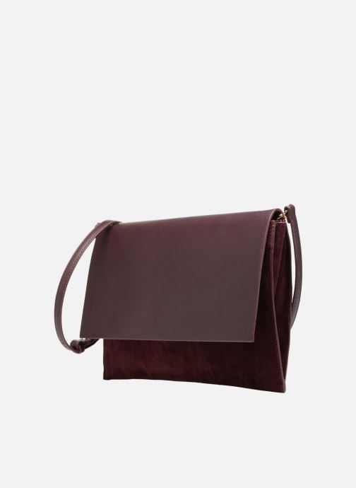 Handtassen Clarks MOROCCAN JEWEL Crossbody Bordeaux model