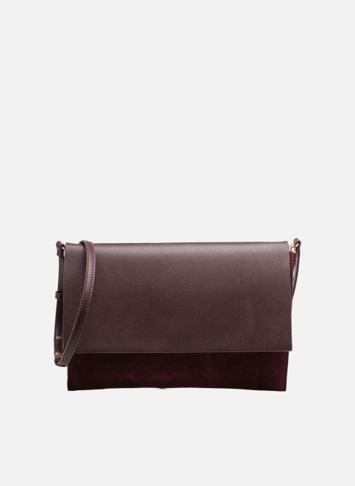 Handtaschen Clarks MOROCCAN JEWEL Crossbody weinrot detaillierte ansicht/modell