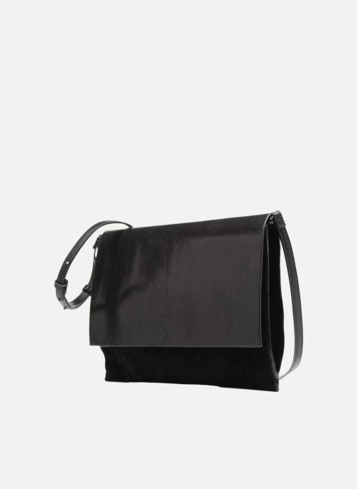 Handtaschen Clarks MOROCCAN JEWEL Crossbody schwarz schuhe getragen